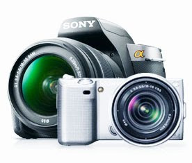 Both Sony NEX Digital Camera Models Are Equally Interesting The Main Differences Between Two Cameras High Def Movie Capabilities And