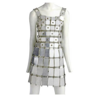Site Blogspot  Tunic Dress on Mod Fashion Paco Rabanne Tunic Dress