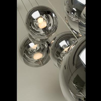 tom dixon mirror ball lights modern design by. Black Bedroom Furniture Sets. Home Design Ideas