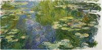 Claude Monet Le bassin aux nymphéas. 1917 Sotheby's. 2010