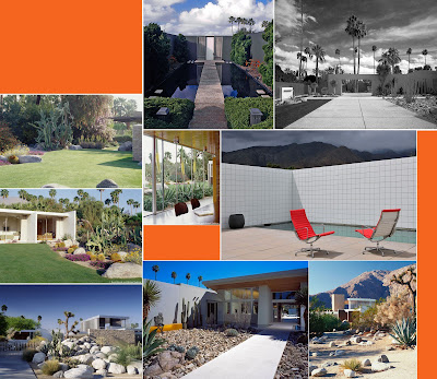 landscaping ideas mid century modern design by