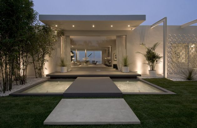 Ultra modern beverly hills home modern design by for Ultra contemporary homes
