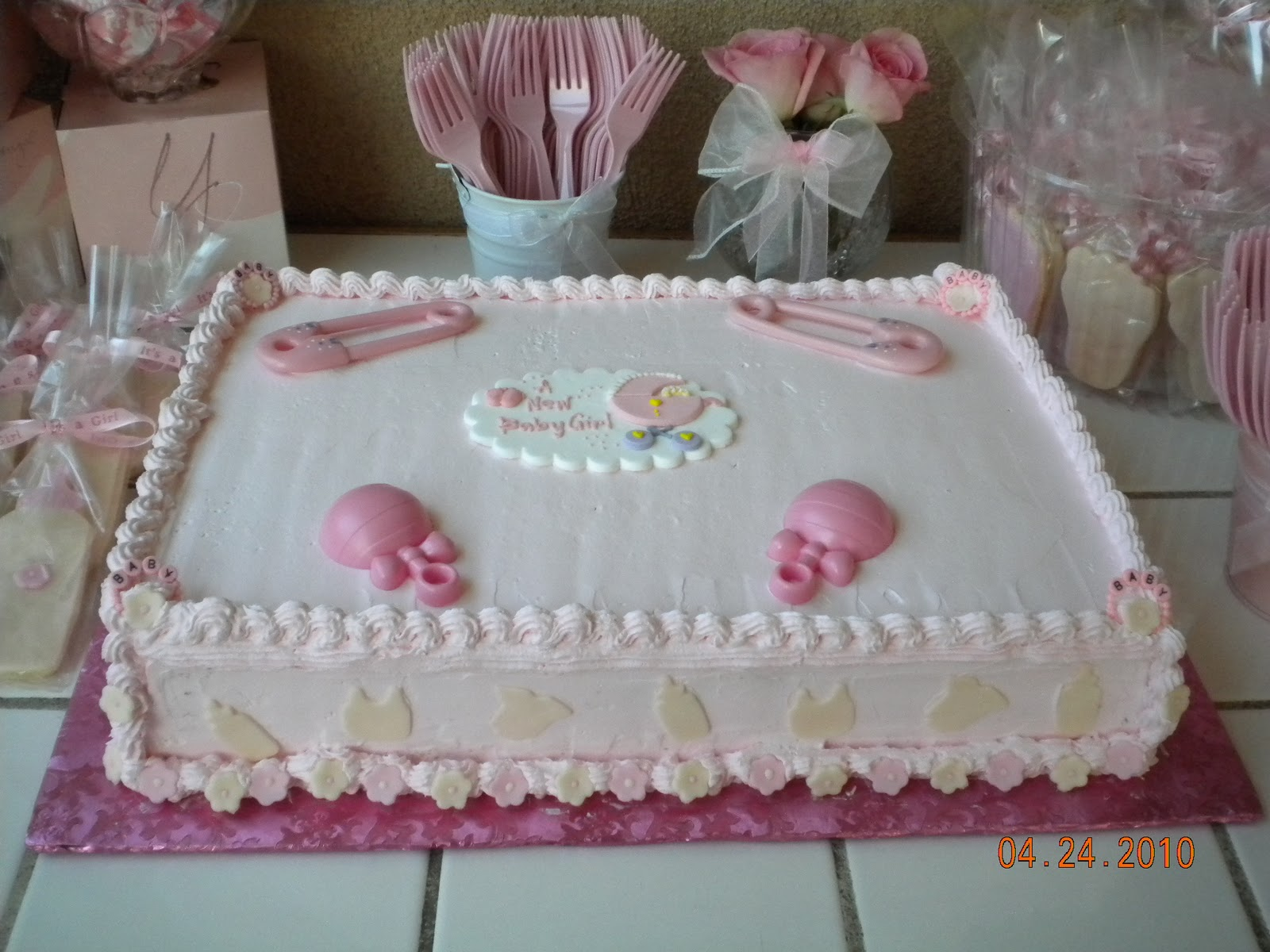 Dragonfly Desserts Baby Shower Cakes Cookies & Cupcakes