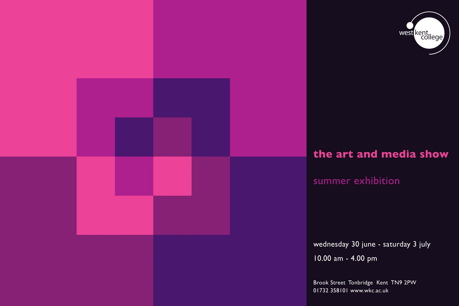 Search Results for: art exhibit opening invitation