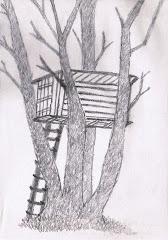 capanna su un albero - san lazzaro di savena (bologna)