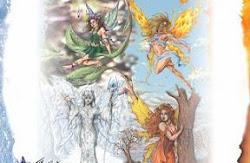 Senhora dos Quatro Elementos
