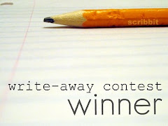 Scribbit Write-Away Winner Award
