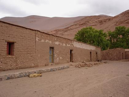 Pueblo de la Quinoas