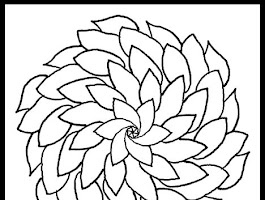 Free Valentine Mandala Coloring Pages