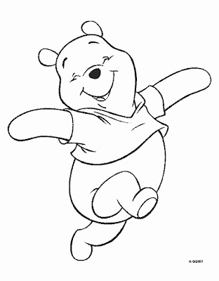 Winnie The Pooh Coloring Pages | Coloring Pages