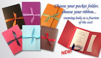 choose color wedding invitations design
