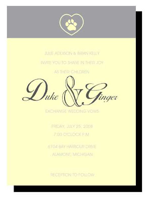 digital wedding invitations design