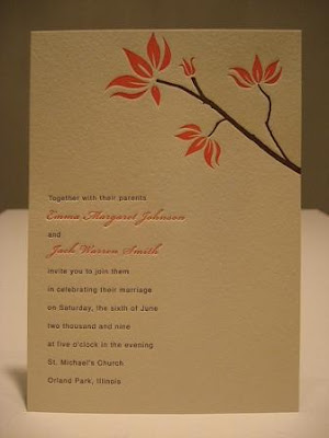 wedding invitations cards