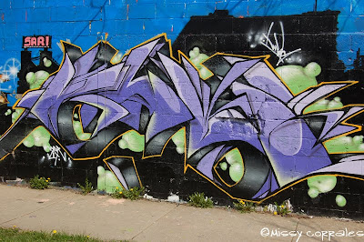 Chicago Graffiti Art