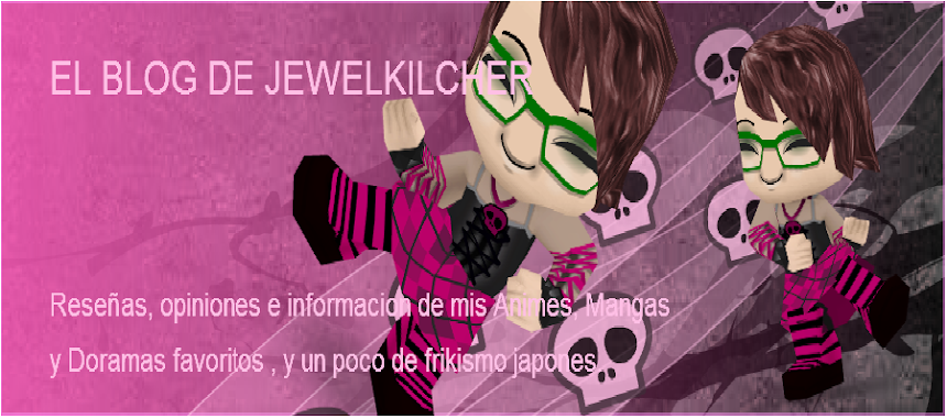 EL BLOG DE JEWELKILCHER