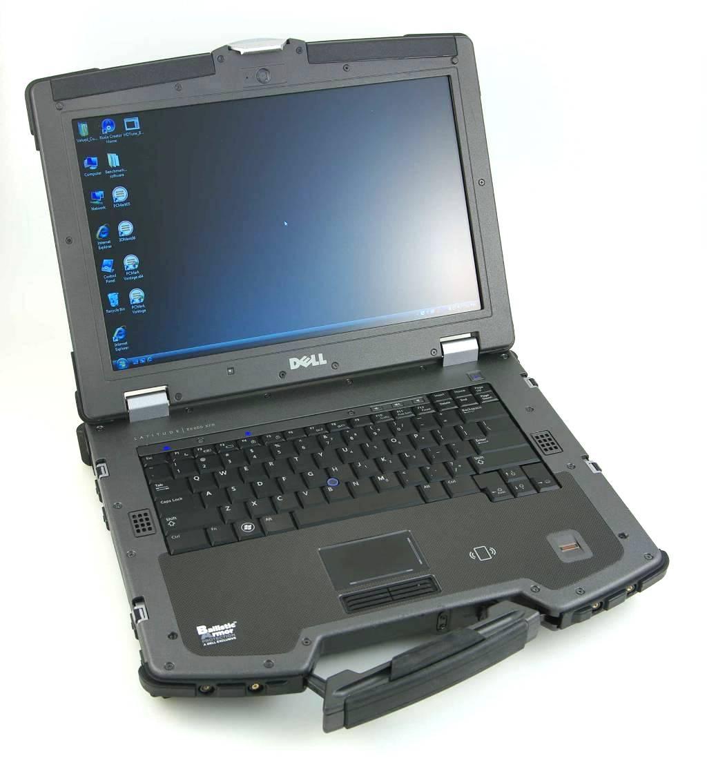 Dell Latitude E6400 XFR Review Gadgets INN