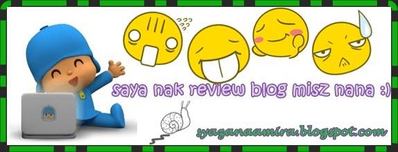 BLOG REVIEW:blog semak ?????
