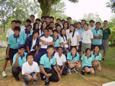 I am not an adventurer by choice but by fate*: Secondary 3 Camp Photo