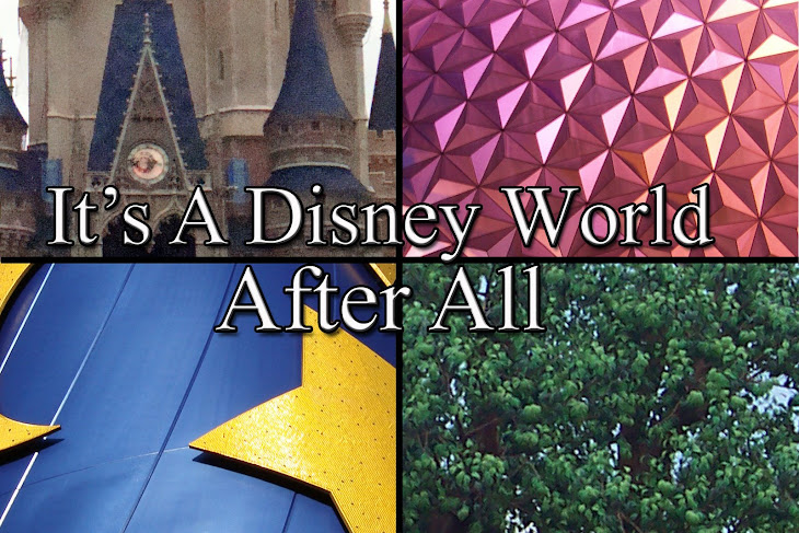 It's A Disney World After All