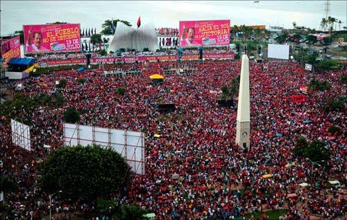 Foto 0 en Nicaragua: Informe de logros del gobierno de reconciliaci�n y unidad nacional. en Blogs de YAAQUI