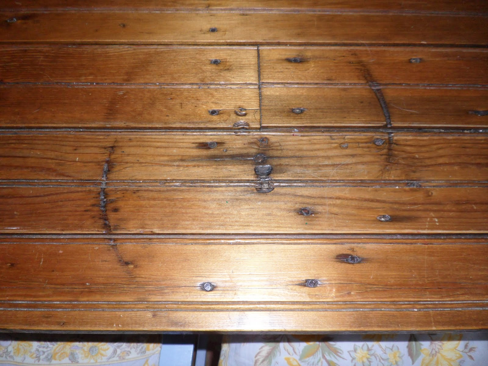 Reclaimed Crafts Barn Door Sewing Machine Bases Dining Room Table