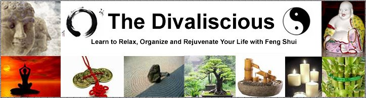 The Divaliscious  - The Place to Learn How to Relax, Heal, Improve's One Life With Feng Shui