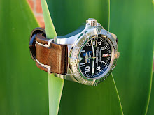 Breitling Seawolf on Dangerous9 Strap
