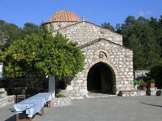rhodes monasteries, rodos monasteries, greek monasteries, rhodes churches, rodos churches, greek churches, rhodes orthodoxy, greek orthodoxy, panagia tsambika, panagia tsampika, panagia ipseni, moni thari rhodes, panagia skiadeni