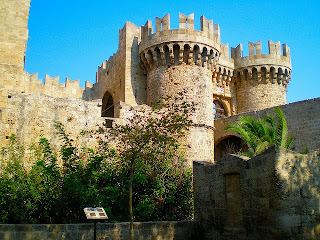 Medieval Town Rodos - Old Town Rhodes