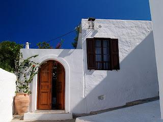 Rhodes Island Villages