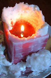 Chimney Candle