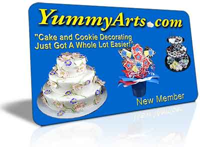 YummyArts Cakes, Cookies and Candies Membership