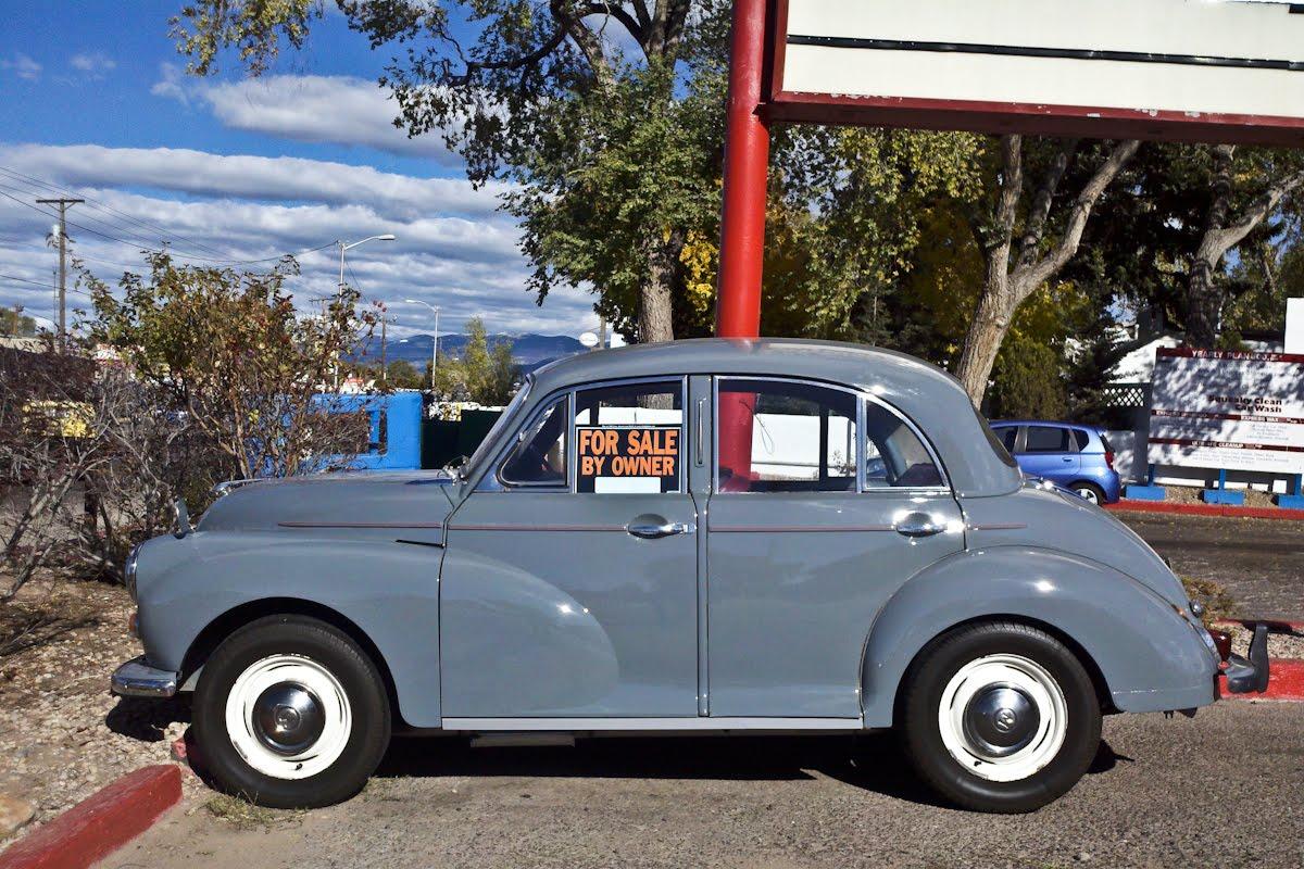 1956-1971 Morris Minor 1000