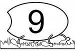 04 10 150x102 Centopéia dos números para crianças