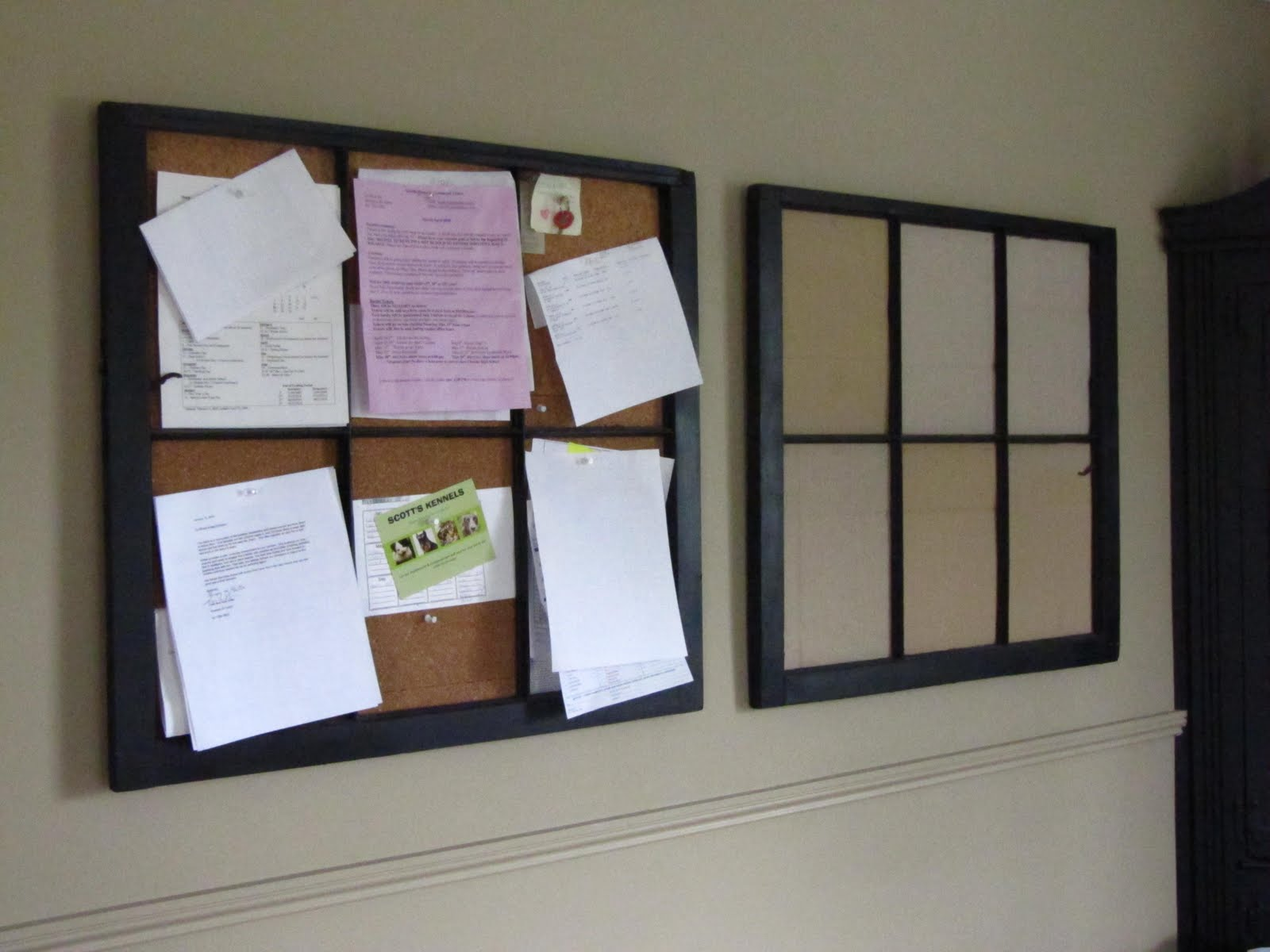Wall Calendar Frame sew many ways: a window of opportunitywall calendar