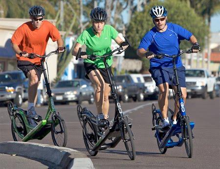Trendciero elliptigo 8s la bicicleta eliptica de calle - Beneficios de la bici eliptica ...