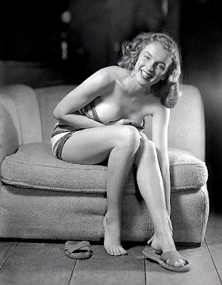 Marilyn Monroe is a Westwood Cemetery Resident