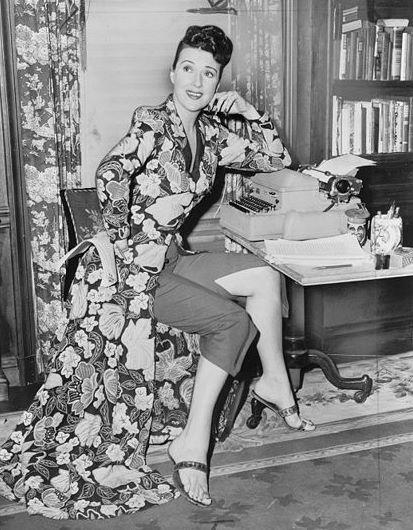 Queen of Burlesque Gypsy Rose Lee Buried in Inglewood