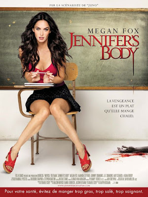 Megan Fox's Jennifer's Body Movie Posters
