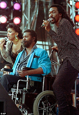 R&B singer Teddy Pendergrass died at 59 - Photos & Funeral Details