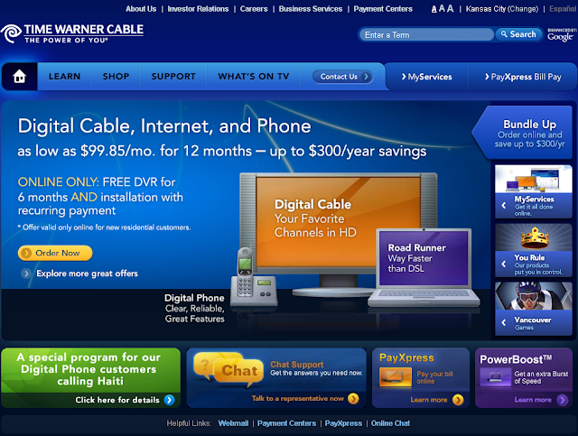 Www.timewarnercable.com/payxpress - Time Warner Cable - PayXpress Online Bill Pay