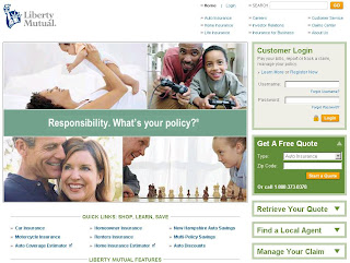LibertyMutual.com - Login to Liberty Mutual Auto & Home Insurance