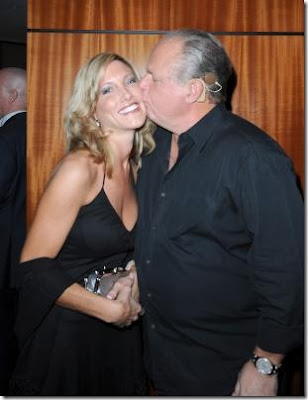 Rush Limbaugh And Kathryn Rogers Married In Palm Beach Wedding