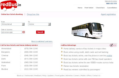 Redbus bus ticket booking coupons