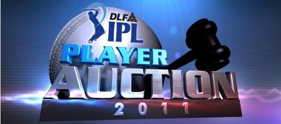 IPL auction 2011 part 1 : List of sold players