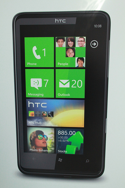 VIVA launches HTC HD7 - A Phone with Windows Phone 7 OS