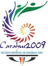 LOGO CAMPEONATO NACIONAL MINI CARAHUE 2009
