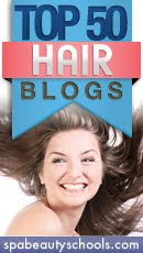 HairGurl Listed-Top 50 Hair Blogs!