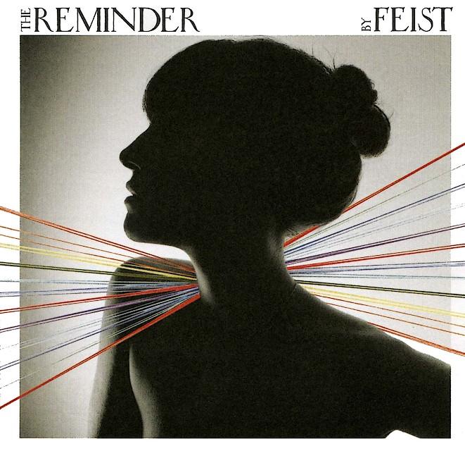 Feist - The Reminder [2007]. Hans Appelqvist - Bremort [2004]