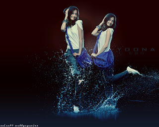 GIRLS' GENERATION- The power of 9! - Page 4 YOONA+Wallpaper-3